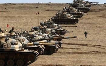 Μπαίνει και η Τουρκία στη Συρία!