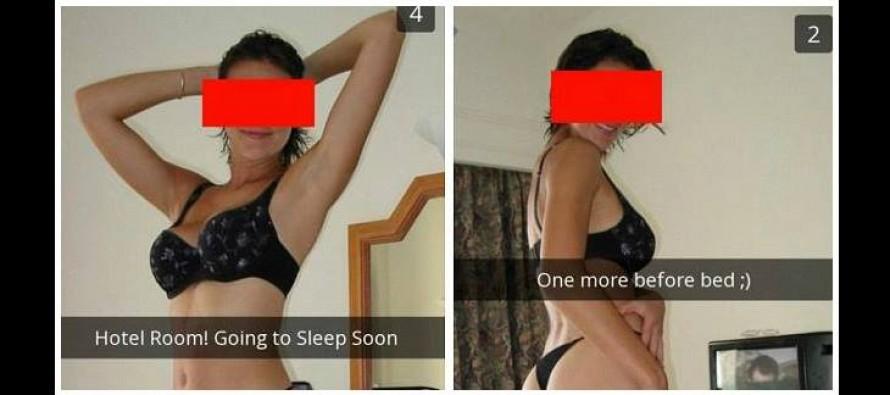 Κατάλαβε ότι τον απατάει από αυτές τις 2 φωτογραφίες!