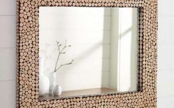DIY: Πως να διακοσμήσω έναν καθρέφτη!
