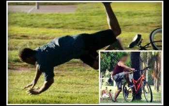 Πως να κάνεις φάρσα στους κλέφτες ποδηλάτων!