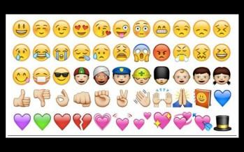 Η ιστορία πίσω από τα Emoji!
