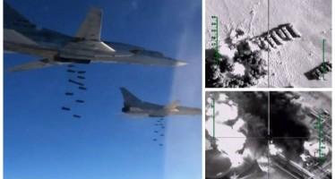 Η Ρωσία σφυροκοπεί ανελέητα το ISIS εκεί που πονάει!