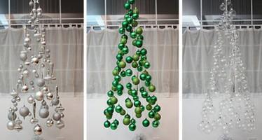 Φτιάξε μόνος σου κρεμαστό χριστουγεννιάτικο δέντρο!