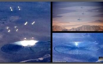 Μυστηριώδες αντικείμενο εμφανίστηκε στην στρατιωτική βάση 51!