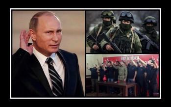 Θα γίνει χαμός! Ετοιμάζονται οι Γκρίζοι Λύκοι να πολεμήσουν τους Ρώσους!