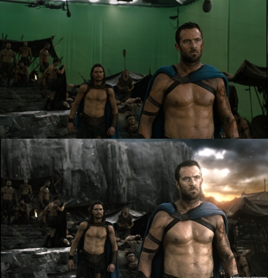 300 tainia special effects