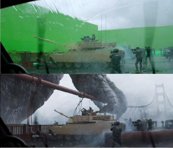 Godzilla tainia epeksergasia