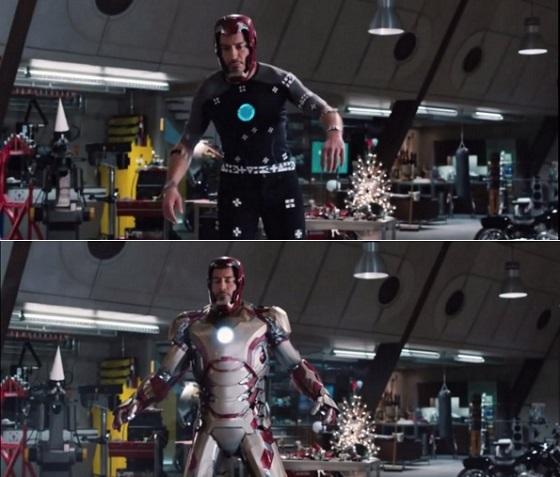 Iron Man eidika efe