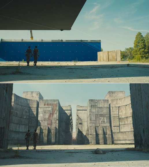 The Maze Runner optika efe
