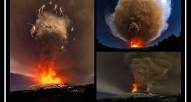 Έγινε η πρώτη έκρηξη της Αίτνας μέσα σε 2 χρόνια!