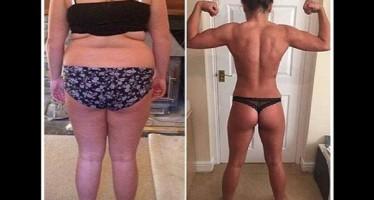 20χρονη έχασε 55 κιλά σε 6 μήνες και το Internet την έκραζε!