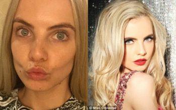 10 Μοντέλα των καλλιστείων Μις Υφήλιος χωρίς μακιγιάζ!