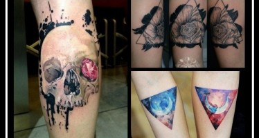 35+2 Γυναικεία και ανδρικά τατουάζ για να κάνεις το 2016!