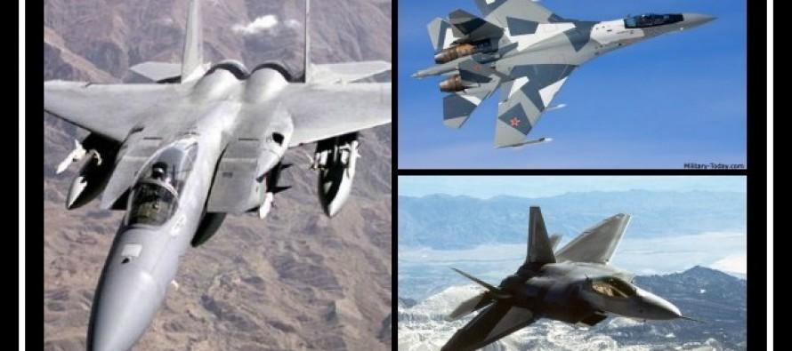 Τα 10 καλύτερα μαχητικά αεροσκάφη σε όλο τον κόσμο!