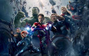 Οι 10 καλύτερες ταινίες του 2015 - Avengers Age of ultron