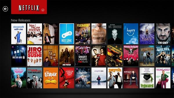 Netflix ellada tainies