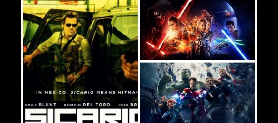 Οι 10 καλύτερες ταινίες του 2015!