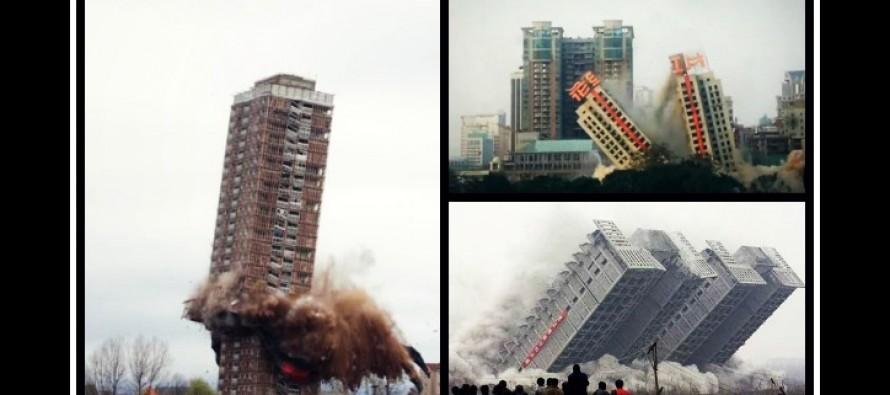 Οι 10 πιο αποτυχημένες κατεδαφίσεις κτιρίων!