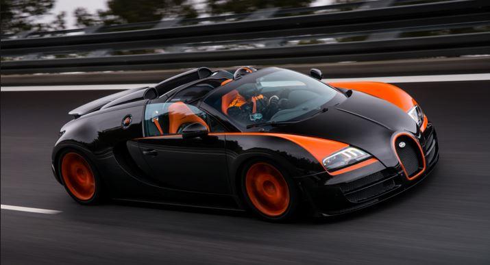 faster car