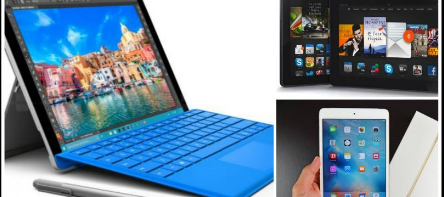 Τα 10 καλύτερα tablet για το 2016!