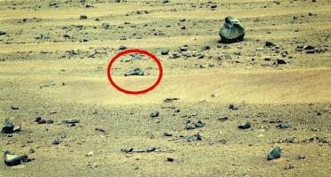 Απίστευτο: Βρέθηκε όπλο στον Άρη (;)
