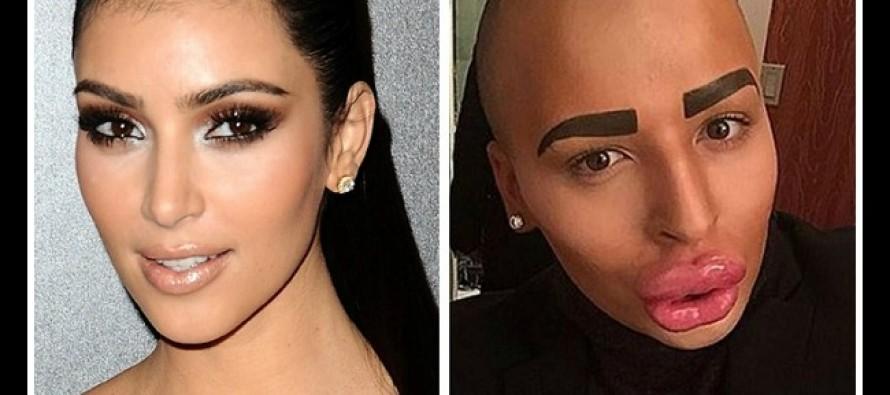 10 Άτομα που έκαναν πλαστική για να μοιάζουν σε celebrities!