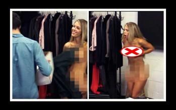 Φάρσα: Τους έδωσε το κουτί και της έβγαλαν το φόρεμα!