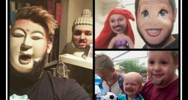 Τα 23 πιο αστεία Face swaps του Snapchat!
