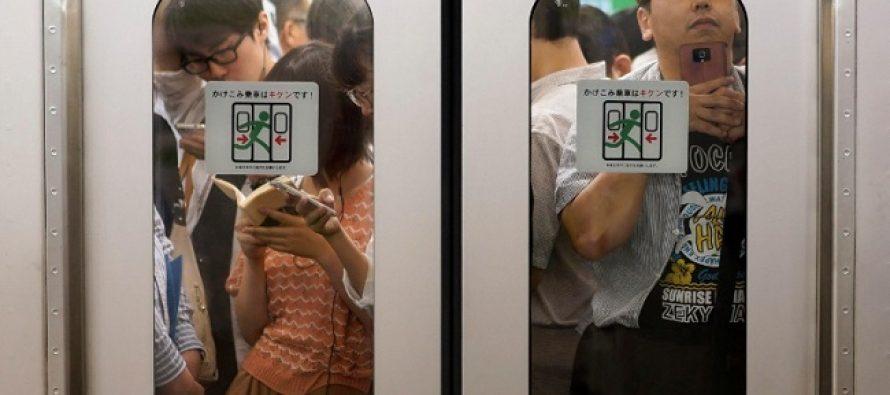Δεν φαντάζεστε τι θα βάλουν μέσα στα ασανσέρ στην Ιαπωνία!