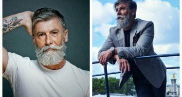 Στα 60 του αποθεώθηκε για το στυλ του!