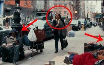 Κοινωνικό πείραμα: Πόση σημασία δίνεις στους άστεγους;
