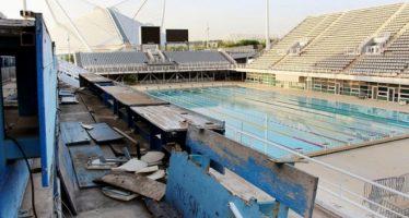 27 Τραγικές εικόνες από εγκαταλελειμμένες Ολυμπιακές εγκαταστάσεις!