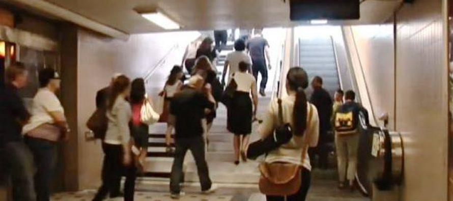 Αύξησαν την επιλογή από τις σκάλες με αυτόν τον τρόπο!