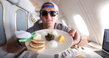 Τι υπηρεσίες μπορεί να προσφέρει μια First Class της Emirates!