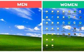 10 Βασικές διαφορές μεταξύ γυναικών και ανδρών!