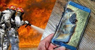 Νέα έκρηξη από Samsung Note 7 δημιουργεί προβλήματα στην εταιρεία!