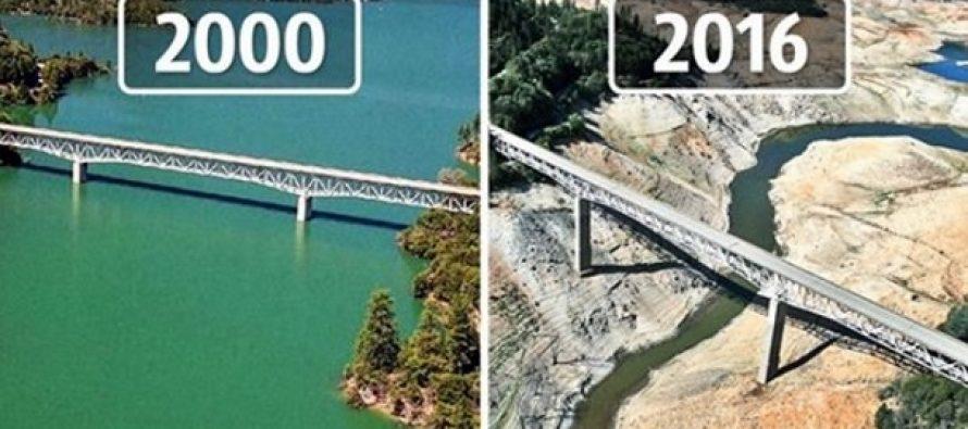 Οι δραματικές αλλαγές στον πλανήτη μέσα από εικόνες της NASA!