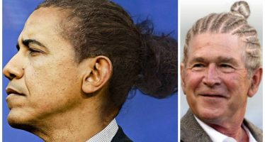 Πως θα ήταν οι ηγέτες αν είχαν λίγο πιο trendy μαλλιά!