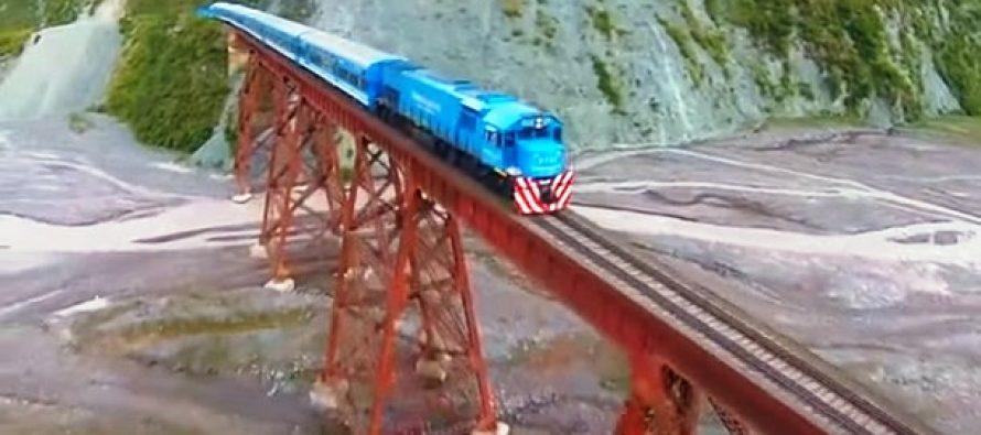 Οι 10 πιο επικίνδυνες σιδηροδρομικές γέφυρες στον κόσμο!
