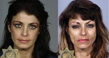 14 Εικόνες πριν και μετά την χρήση ναρκωτικών!