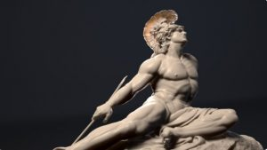 axilleas mythologia