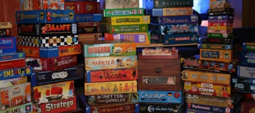 Τα 10 επιτραπέζια παιχνίδια με τις περισσότερες πωλήσεις!