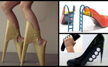 25 Περίεργα γυναικεία παπούτσια που δεν θα πρεπε να υπάρχουν!