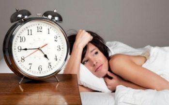 5 Τρόποι για να καταπολεμήσεις την αϋπνία!