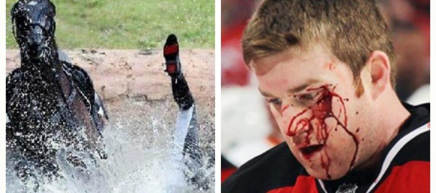 Τα 10 πιο επικίνδυνα αθλήματα στον κόσμο!