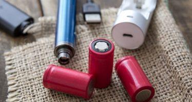3 Συμβουλές ασφαλείας για τις μπαταρίες του ηλεκτρονικού τσιγάρου!