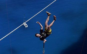 5 Σοκαριστικά ατυχήματα που έχουν συμβεί σε bungee jumping!