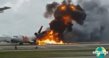 Οι 6 πιο τρομακτικές εκρήξεις αεροπλάνων που έχουν συμβεί!