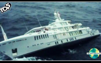 5 Διασώσεις βυθιζόμενων πλοίων που κατέγραψε η κάμερα!