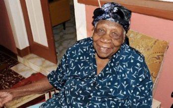 Η γηραιότερη γυναίκα εν ζωή στον κόσμο είναι 117 χρονών!